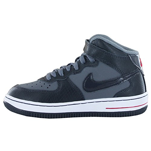 Nike - Force 1 Mid (ps), Chaussures Sport Hommes Gris