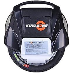 Monociclo eléctrico Kingsong ks-14C–negro, 800W, 840wh