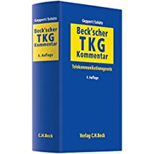 Beck'scher TKG-Kommentar: Telekommunikationsgesetz
