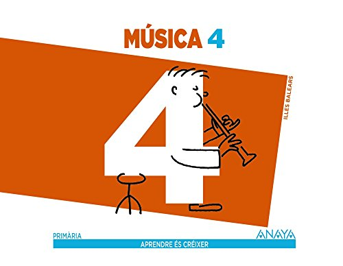 Descargar Libro Música 4. (Aprendre és créixer) - 9788467880069 de Alfonso Cifuentes Padrino
