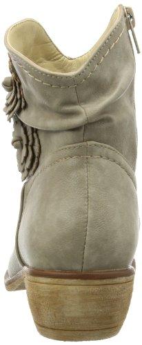 Rieker  91971 Damen Cowboy Stiefel Grau (elefant 42)