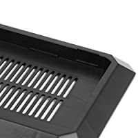Generic Support Vertical Stand Dock pour Microsoft Xbox One Console Noir
