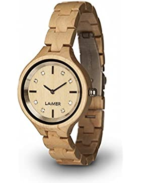 Laimer Damen-Armbanduhr 0026