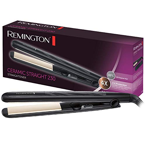 Remington S3500 Ceramic Straight 230 Piastra Stretta con Ceramica