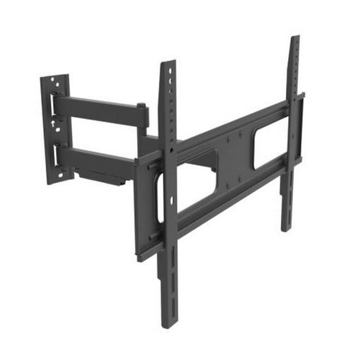 "TooQ LP6070TN-B - Soporte fijo inclinable y giratorio de pared para monitor/TV/LED de 37"" a 70"", hasta 50kg de peso, distancia a la pared 60mm hasta 473mm, inclinacion -10º, giro 180º, formato VESA hasta 600x400, color negro"