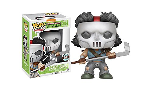 tles TMNT - Casey Jones Vinyl Figur - begrenzt (Ninja Turtles Pop)