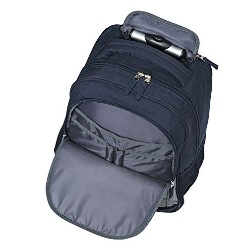 Travelite Basics 2-Rollen Rucksacktrolley 47 cm Laptopfach - 4