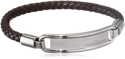 Tommy Hilfiger Jewelry Bracciale intrecciato Uomo Nessun Metallo - 2701004