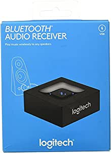 Logitech 980-00-1223 Bluetooth Audio Receiver (Black)