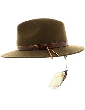 Votrechapeau–Sombrero de fedora–de Fieltro, plegable–de Savoyard