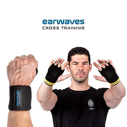 Earwaves Pack Indomitable - Calleras Crossfit + Muñequeras Crossfit p