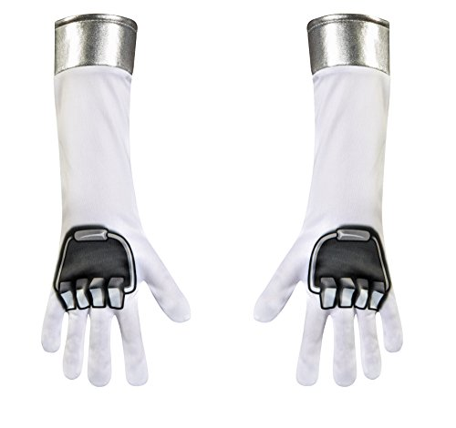 Rangers Dino Charge Kostüm Power - Disguise Power Ranger Dino Charge Child Gloves Costume by Disguise