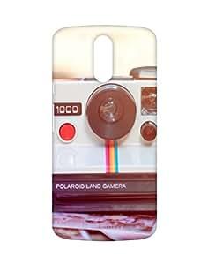Crackndeal Back Cover for Motorola Moto G4 Plus