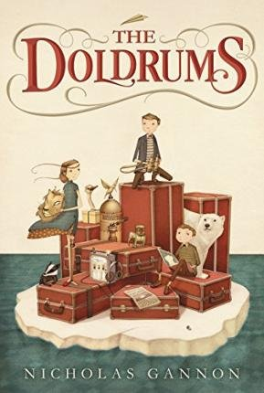 By Gannon, Nicholas ( Author ) [ The Doldrums By Sep-2015 Hardcover