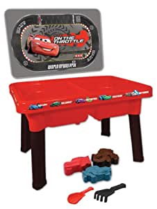 disney cars 2 sand und wasser tisch spielzeug. Black Bedroom Furniture Sets. Home Design Ideas