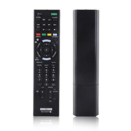 nbedienung für Sony rm-ed047, Fernbedienung Ersatz für KDL-40HX750kdl-46hx850Smart TV ()
