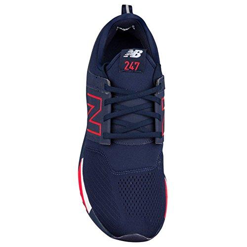 Sneaker 247 Schwarz Herren New Balance Dunkelblau 7x4qHAtw