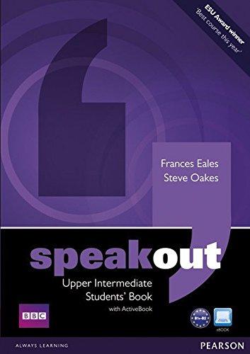 Speakout. Upper intermediate. Student's book. Per le Scuole superiori. Con DVD-ROM