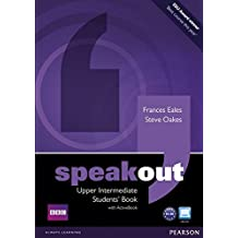 Speakout Upper Intermediate Students' Book (with DVD / Active Book)