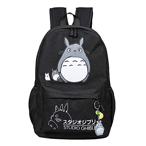 My neighbour Anime Totoro Mochila Niños Niñas Lienzo...