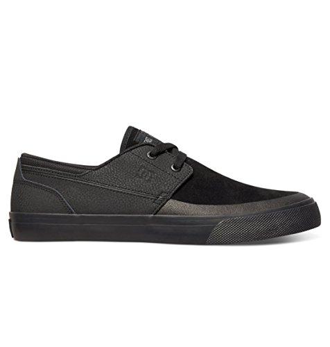 DC Wes Kremer Men 2 S Skate-Schuhe Black/Black/Black