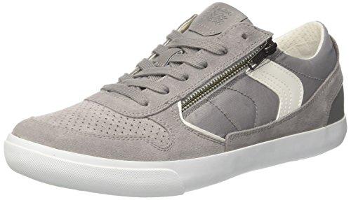Geox U Box C, Sneakers Basses Homme Gris (Stone)