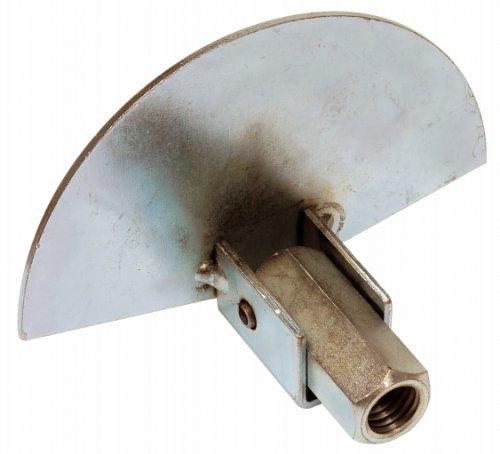 KS Tools 900.6040 Halbmond-Schaber, ø 100 mm