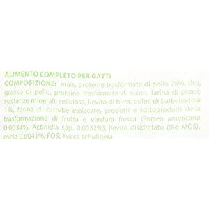 F10 Mr Fruit Gatto Light Kg 1,5 Verde