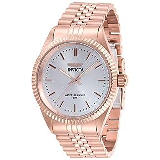 Invicta 29390 Specialty Reloj para Hombre acero inoxidable Cuarzo Esfera plata
