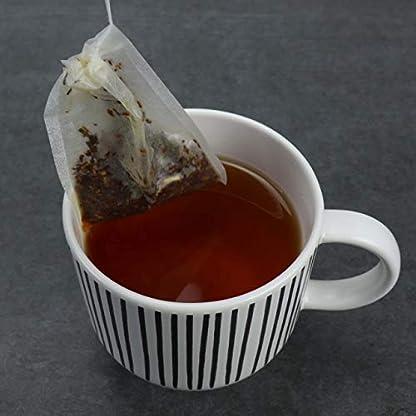 Kstentee-Teefilter-feine-Teebeutel-wei-Filter-aus-Papier-50-Stck-Fr-Tee-Frchte