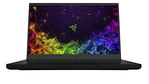 Razer Blade 15 Base Model 2019 - 15.6 Inch, 144 Hz Full HD Thin Bezel Display, Gaming Notebook NVIDIA GeForce RTX 2060, Intel Core i7-9750H, 16GB RAM, 512GB SSD, Windows 10