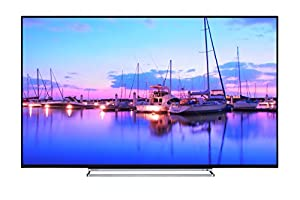Toshiba 43U6763 43-Inch 4K Ultra HD Smart LED TV with Freeview Play - Black-P