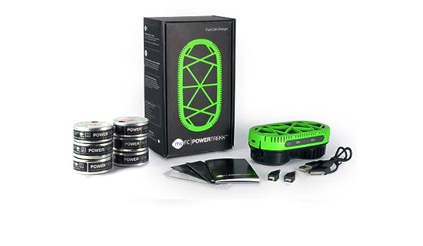 Myfc Powertrekk Fuel Cell Ladegerät Sport Freizeit