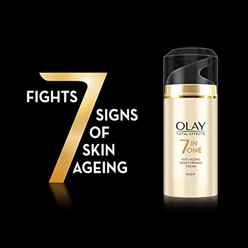 Olay Total Effect Anti Ageing Night Firming Cream (20GM)