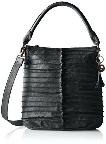 Legend  Aileen, Sac pour femme à porter à l'épaule - noir - Schwarz (Black),