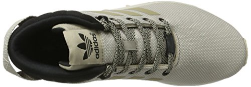 adidas ZX Flux 5/8 TR, Scarpe da Ginnastica Alte Uomo Marrone (Light Brown/clear Brown/core Black)