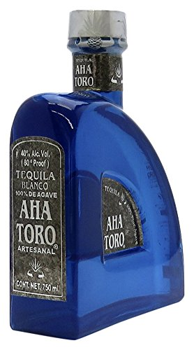 Aha Toro Tequila  blanco Tequila im Test