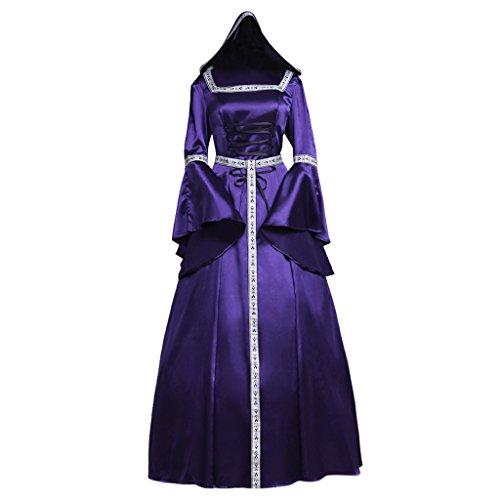 Cosplayitem Damen Mittelalterlichen Kleid Brautkleid Viktorianischen Renaissance Kleid Kostüm...