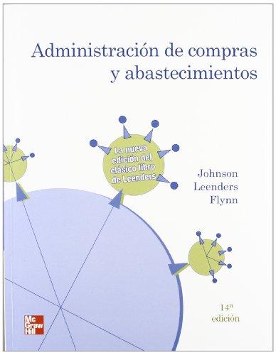 ADMINISTRACION DE COMPRAS Y ABASTECIMIENTOS