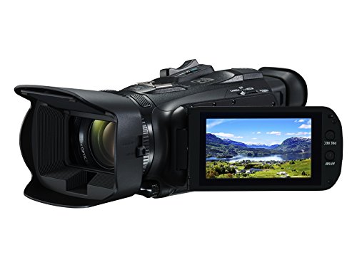 Canon Legria HF G26 Digital HD Camcorder - Black