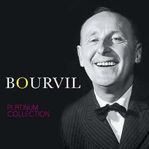 Platinum Collection : Bourvil (Coffret 3 CD)