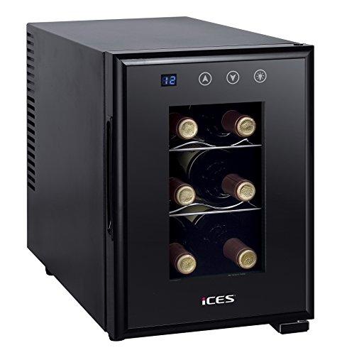 ices-iwc-660-weinkuhlschrank-365-cm-hohe-innenbeleuchtung-mit-an-ausschalter-schwarz