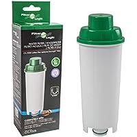 FilterLogic CFL-950B - Filtro de agua para cafetera automática de DeLonghi reemplaza el cartucho DLS C002 / DLSC002 / SER 3017 / SER3017 / 5513292811 con Máquina de café ECAM ESAM ETAM EC680 BCO