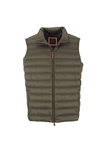 Geox Man Down Jacket, Giacca da Uomo Verde