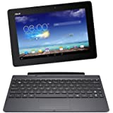 """Asus TF701T-1B036A Tablette tactile 10"""" (25,40 cm) Nvidia Tegra 4 1,7 GHz 32 Go 2 Go Android Jelly Bean 4.2.2 Bluetooth/Wi-Fi Noir"""
