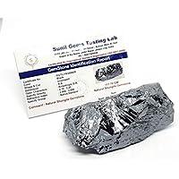 Eclectic Shop Uk Schungit Elite, echtes Chakra-Kristall, Energie, Reiki-geladen, echtes Russisches Mineral, 117g s3 preisvergleich bei billige-tabletten.eu