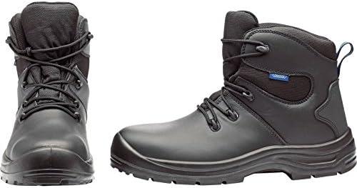 Draper 85980 S3-SRC impermeable botas de seguridad, negro, tamaño 9