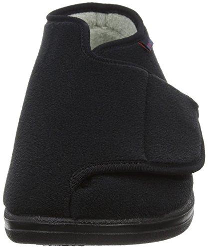 Pantofola Rohde Ladies 3553 Nero (nero)