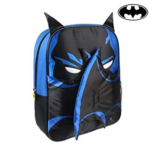 Batman CD-21-2212 2018 Mochila infantil, 40 cm, Multicolor