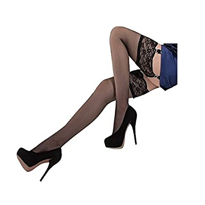 Nylonica Lusso Enigma Lace Top stockings